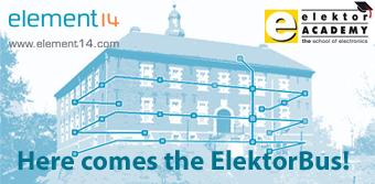 Prenez l'ElektorBus : webinaire ELEKTOR gratuit le 19 janvier