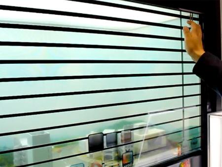Vos baies vitrées transformées en tablettes numériques