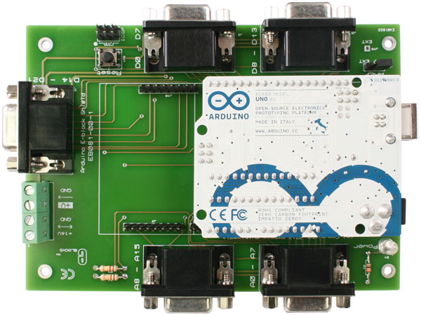Arduino et E-blocks : chronique d'un coup de foudre
