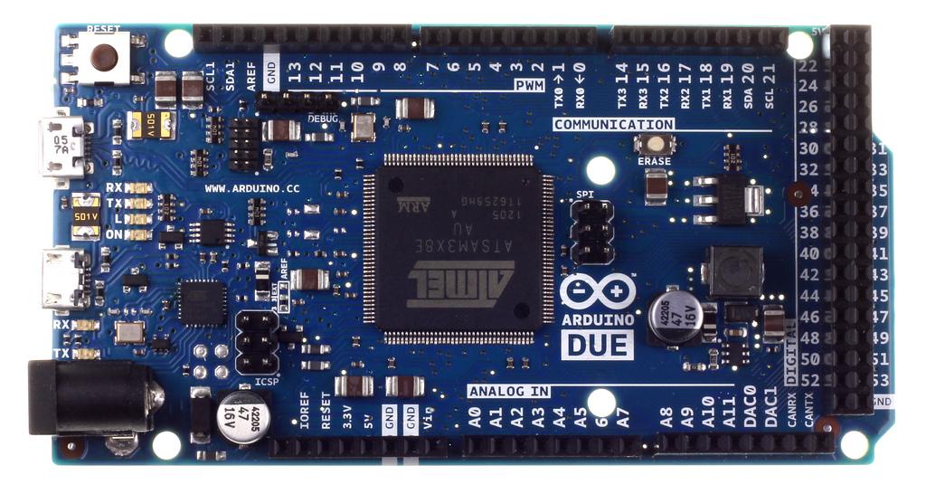 Des pattes, des pattes, oui mais des Arduino