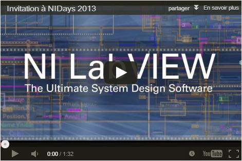 9 raisons de ne pas rater NIDays, le rendez-vous annuel des ingénieurs, scientifiques et
