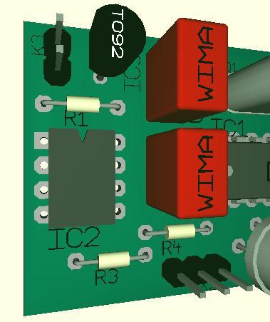 Conception de circuits imprimés avec Target 3001 V16