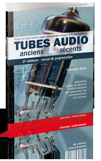 Paléo-électronique : Répertoire inédit de plus de 1500 marques de tubes