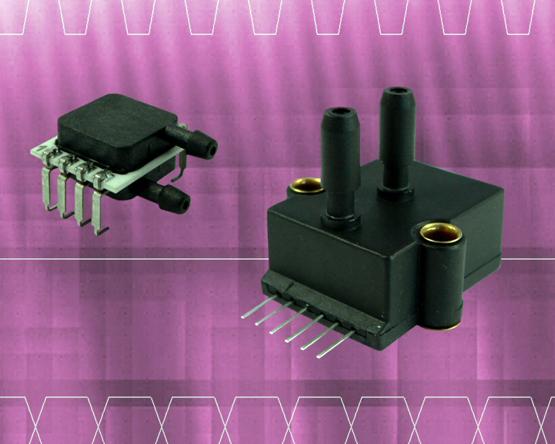 Précision de 0,1 % pour capteurs de pression à 24 bits