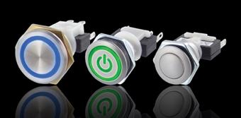 Superbes boutons poussoirs  résistants et étanches