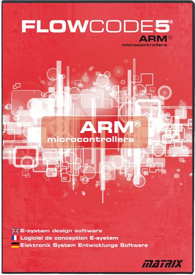 Nouvelles versions de Flowcode 5 pour AVR et ARM