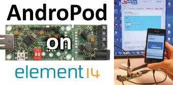Webinaire AndroPOD : le maillon entre Android et votre électronique