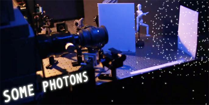 Le laser à voir dans les coins