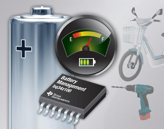 Circuit de jauge de batteries multicellulaires adapté à différents types de batteries au