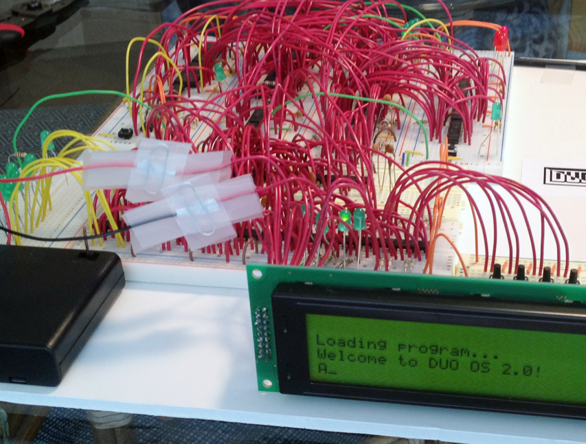 Pour l'amour du RISC - Un processeur à une seule instruction