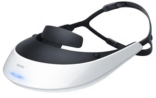 Un casque pour plonger dans l'écran