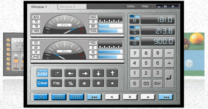 Module d'affichage graphique « plug & play »