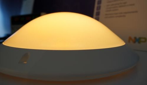 Comment réchauffer la lumière de lampes à LED tamisées ?