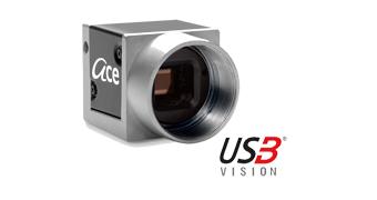 La connectique USB 3 Vision