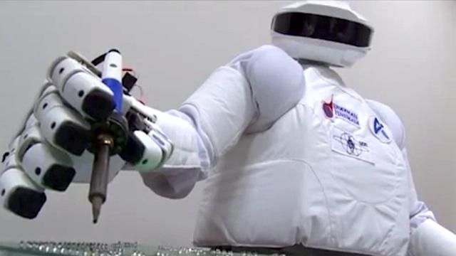 Youri Gagarine sous l'étoffe d'un SAR