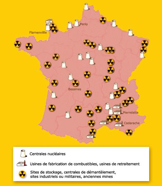 Radioactivité, énergie alternative et alternatives à la consommation