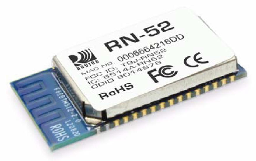 Microchip facilite l'implantation du Bluetooth audio