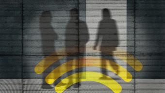 Wi-Vi : casse muraille et passe nuisette