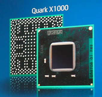 QUARK, la mystérieuse gamme SoC d'Intel