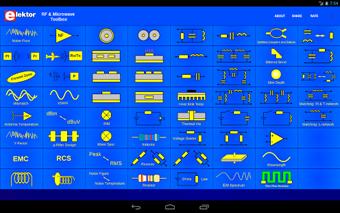 MAJ de l'application RF & Microwave Toolbox