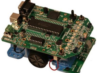 -20% sur le robot mobile programmable Flowcode Buggy