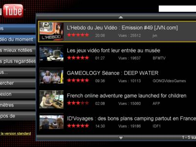 Google TV bientôt dans votre salon