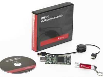 Nouveau banc d'essai Elektor pour kits de développement pour microcontrôleur