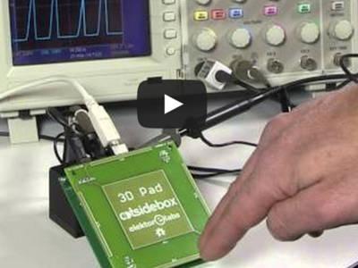 Webinaire gratuit : 3D-Pad : Interface de commande par gestes avec Arduino