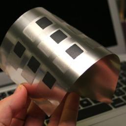 Miniaturisation de batteries flexibles et imprimables