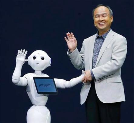 Un robot émotif