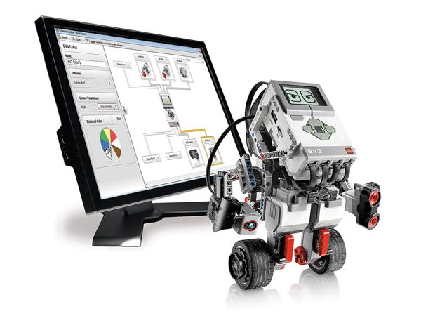 Le logiciel NI LabVIEW, maintenant compatible avec LEGO MINDSTORMS EV3