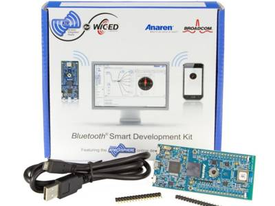 Le kit de développement Bluetooth Smart d'Anaren.