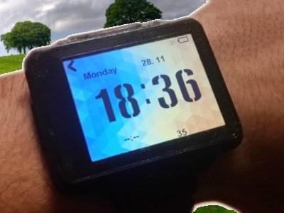 Smartwatch ou comment ne pas devenir horloger