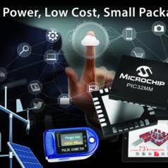 Pour les applications exigeant une faible consommation et une grande longévité de leur pile, le PIC32MM a des modes de veille descendant jusqu'à 500nA.