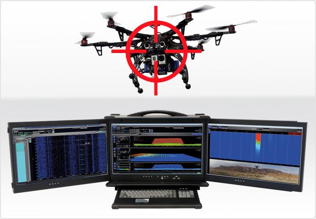 Alerte, drone en vue !