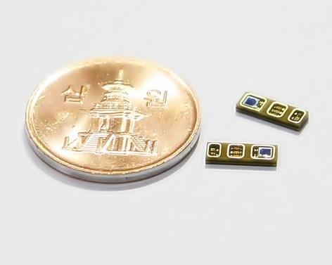 Capteur biométrique ultramince
