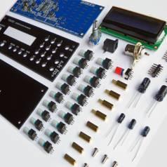 Banc d'essai : générateur de fonctions FG085 en kit à souder