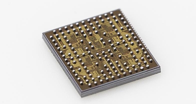 CI émetteur-récepteur de 60 GHz et 4,6 Gbits/s