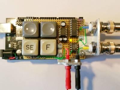 Projet : suiveur de signaux lents pour oscillo