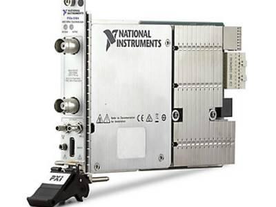 Nouvel oscilloscope NI haute tension, haute vitesse et haute résolution