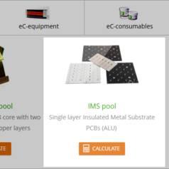 IMS pool – CI à conduction thermique optimale