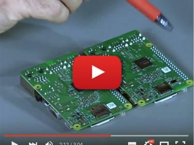 Raspberry Pi 3 : qu'est-ce qui change ?