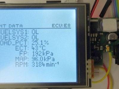 Votre analyseur OBD2 avec un Raspberry Pi