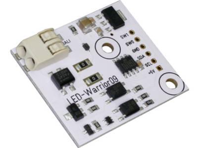 Deux nouveaux modules LED-Warrior de Code Mercenaries