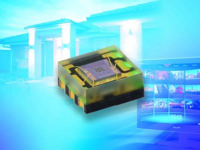 Le capteur de luminosité VEML6030.