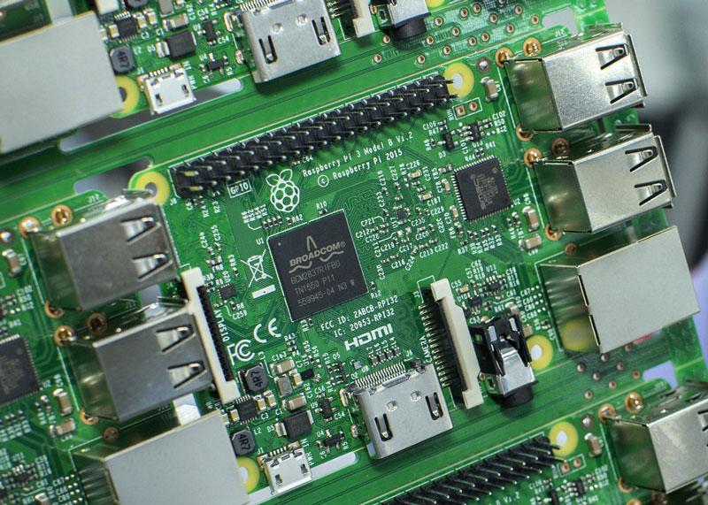 Le Raspberry Pi 3 est arrivé !