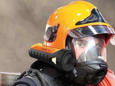 Super-vision pour les soldats du feu