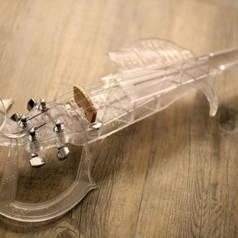 3DVarius, le premier violon électrique imprimé en 3D