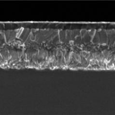 21,1% de rendement avec des cellules solaires en pérovskite