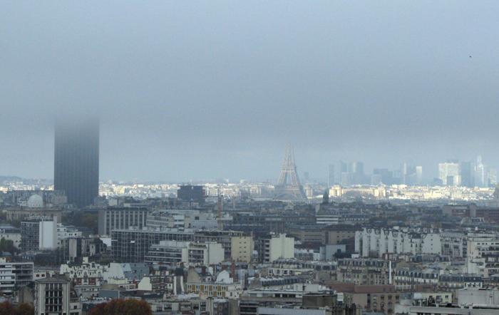 Paris - 7 nov. 2015 - 11 h © photo Denis Meyer